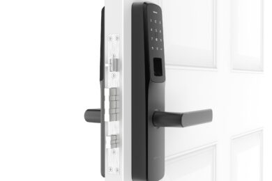 Smart lock Ultraloq UL300 black